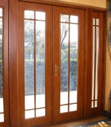 欧美居门窗实木门