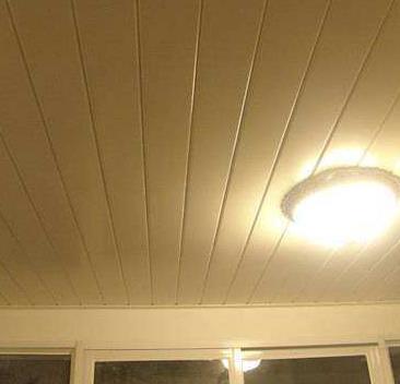 冠爱PVC扣板吊顶