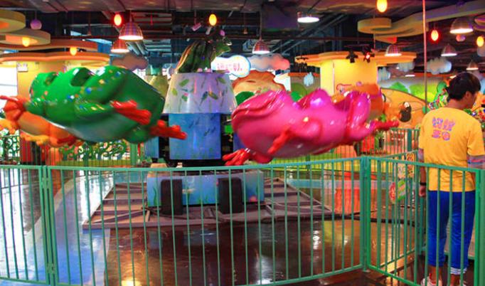 蚂蚁王国儿童乐园内部