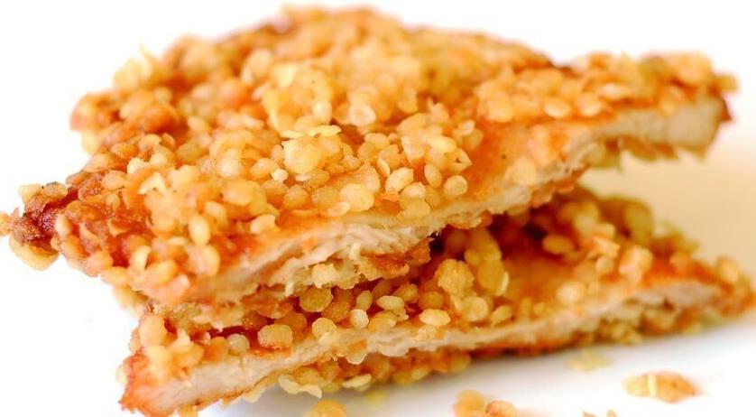 米小米鸡排小吃
