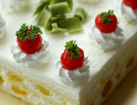 创客烘焙蛋糕店招牌蛋糕