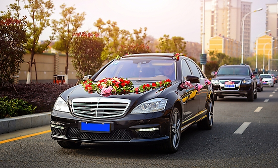 私家车加入婚庆的流程