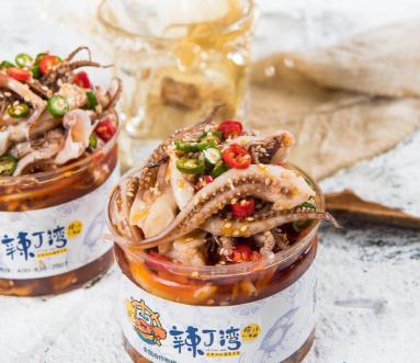 辣丁灣撈汁小海鮮肉質鮮美
