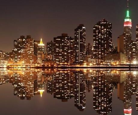 璟帝照明城市灯火