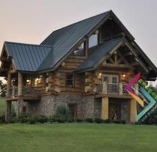 木屋公司木屋的图片