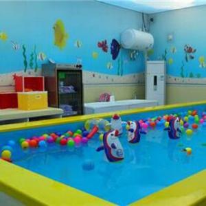 水贝贝婴幼儿游泳馆水池