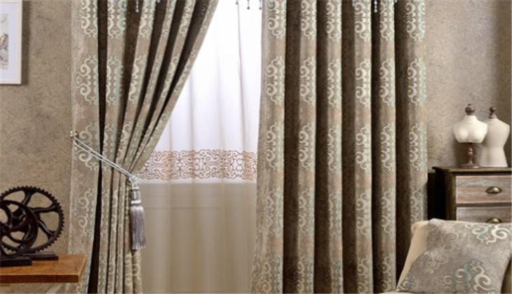 金蟬簡約窗簾