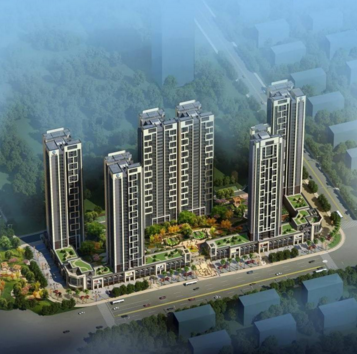 儒家房产规划图