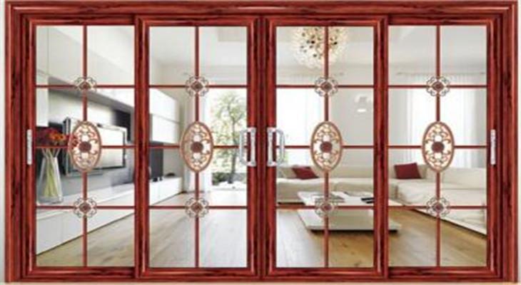 鲁班虎门窗中式