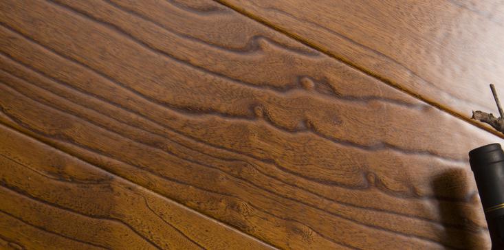 乐得家复合实木地板