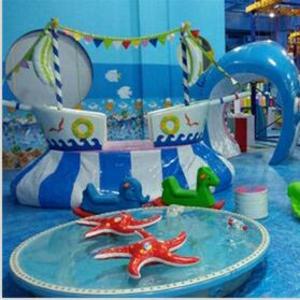 水贝贝婴幼儿游泳馆设施