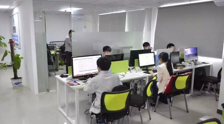 千米网办公区