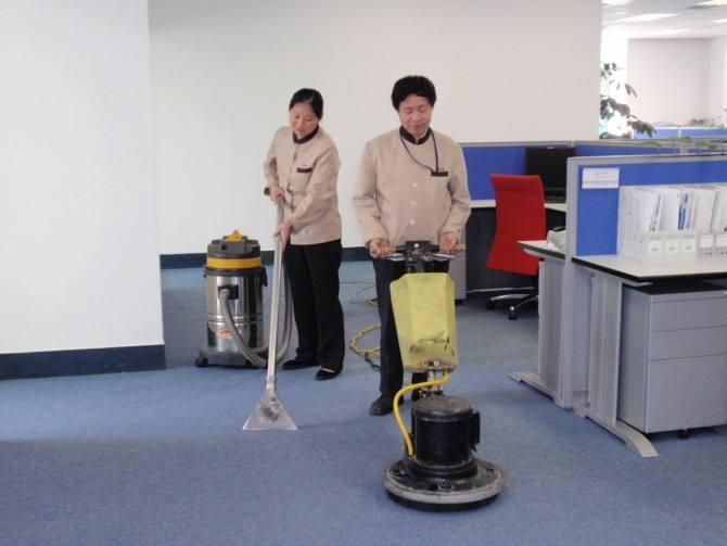 上海保洁公司