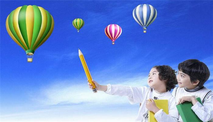 格林童画少儿美术气球