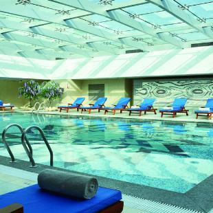 福朋喜来登酒店游泳池