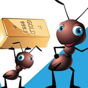 螞蟻金融概念圖