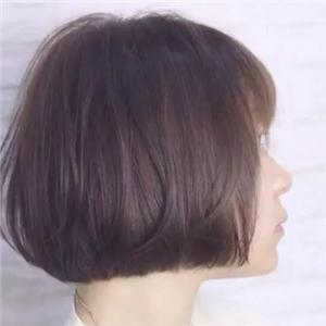 可丽丝美发短发