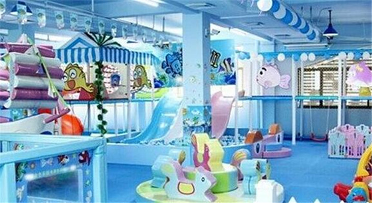 海洋之星儿童乐园梦幻
