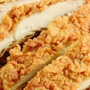 乐士堡大鸡排美食