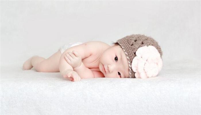 彩虹糖儿童摄影帽子