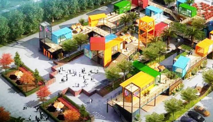 酷米乐儿童乐园地图