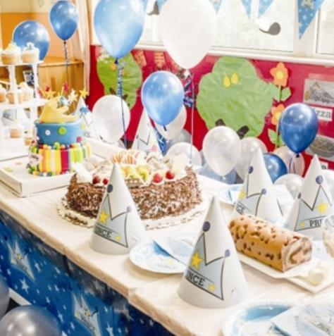九天儿童派对儿童零食