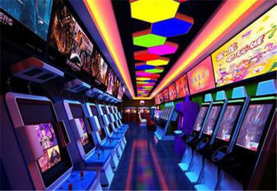 电玩城展示