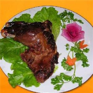 樊哙狗肉烧烤味