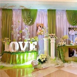 婚庆礼仪绿色
