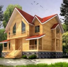 木屋公司木屋图片