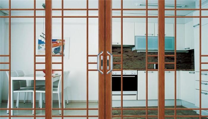 欧立德铝门窗木头
