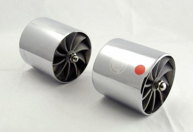 賽跑者省油渦輪渦輪展示