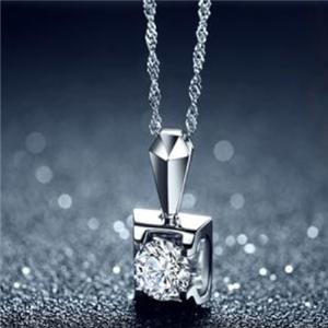克徕帝CRD项链钻石项链