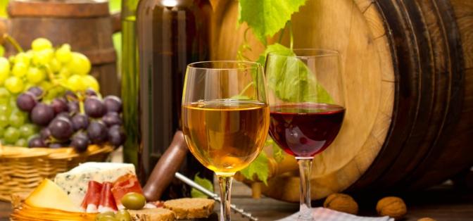 洋酒庄园红酒