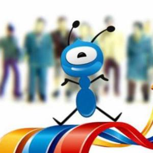 蚂蚁金融广告