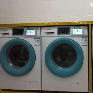美的投币洗衣机快捷