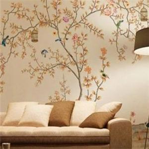 爱玛艺术墙面印花