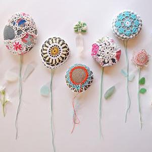 玛庭墙饰小花