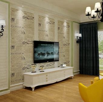 杨子墙纸背景墙