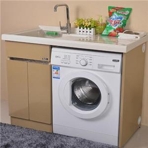 科勒洗衣柜内嵌