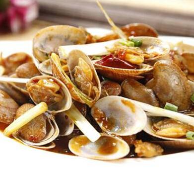 鱼陶陶花甲小海鲜