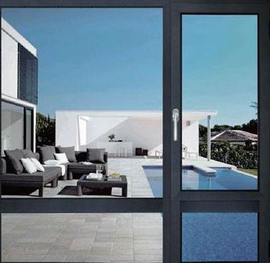 欧镁亚门窗高档铝合金门窗