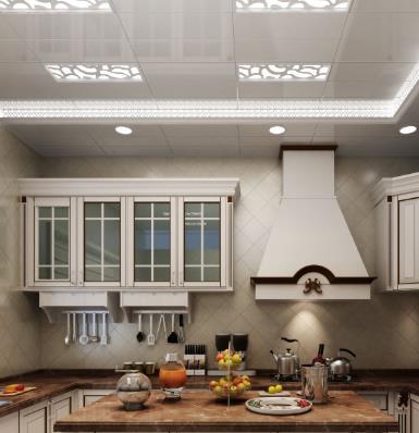 墙尚秀厨房吊顶
