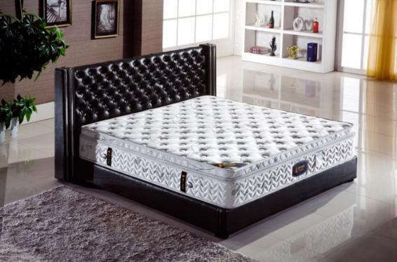 如何福樂床墊成品展示