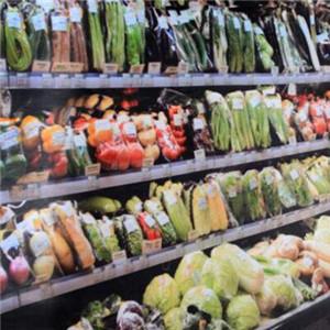 好士得超市蔬菜区