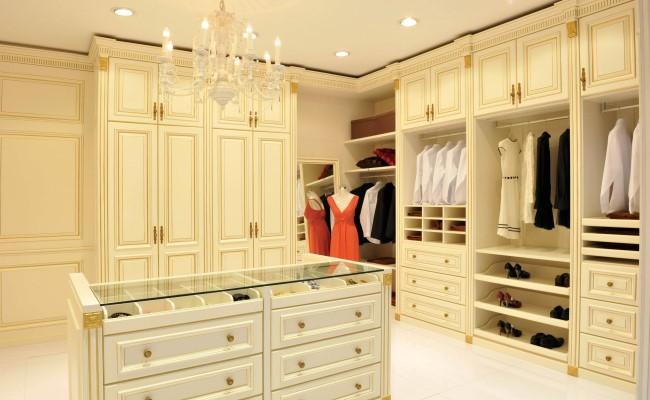 卡诺亚衣柜打造精致衣柜
