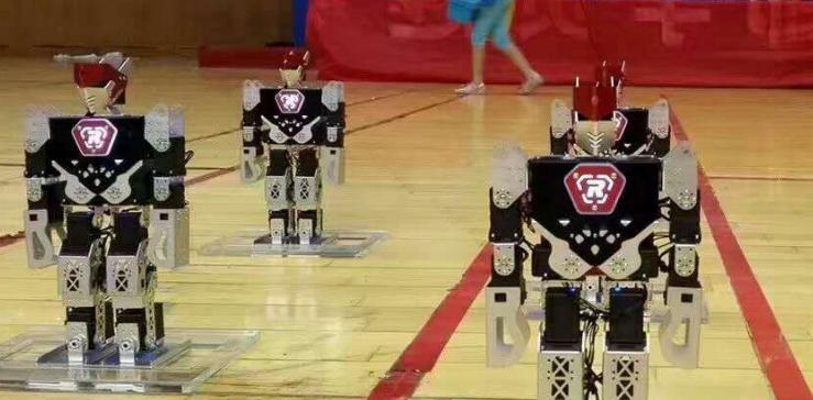 乐博机器人竞赛