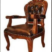 左岸藝術柚木家具椅子