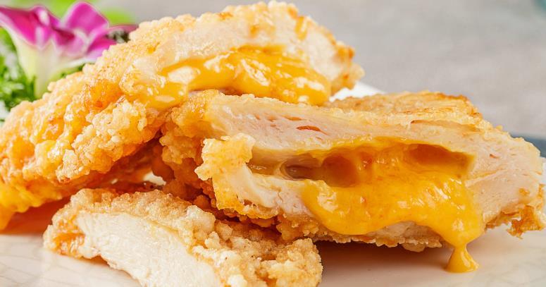 别激动大鸡排美味小吃
