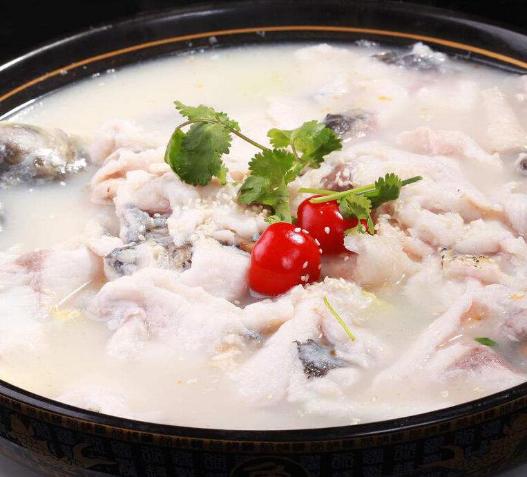 鱼陶陶奶白色酸菜鱼